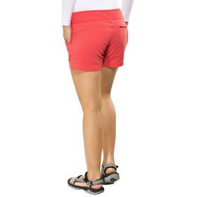 Haglöfs Amfibie II - Shorts Femme - rouge
